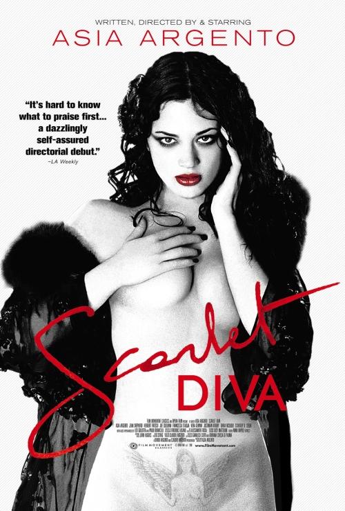 Film movement for Diva scarlet
