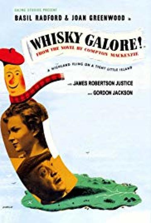 Whisky Galore    British Movie Posters Classic Vintage /& Films