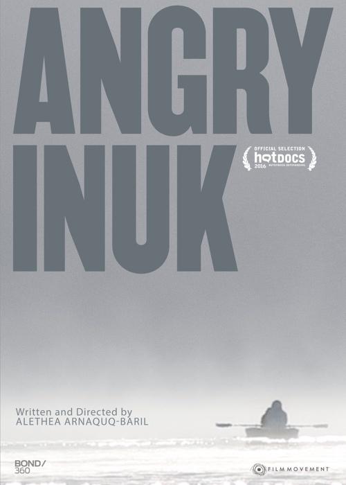 1 DVD ANGRY INUK ANGRY INUK